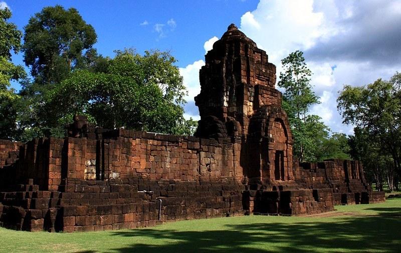 อุทยานประวัติศาสตร์เมืองสิงห์ 002