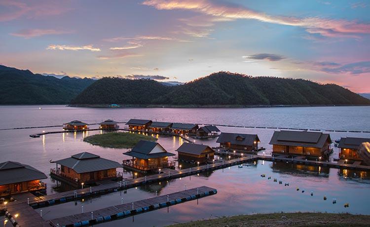 อนันตาริเวอร์ฮิลส์รีสอร์ท กาญจนบุรี ความสวยงดงาม พร้อมกิจกรรมอีกเยอะ พร้อมราคาค่าเช่าห้อง