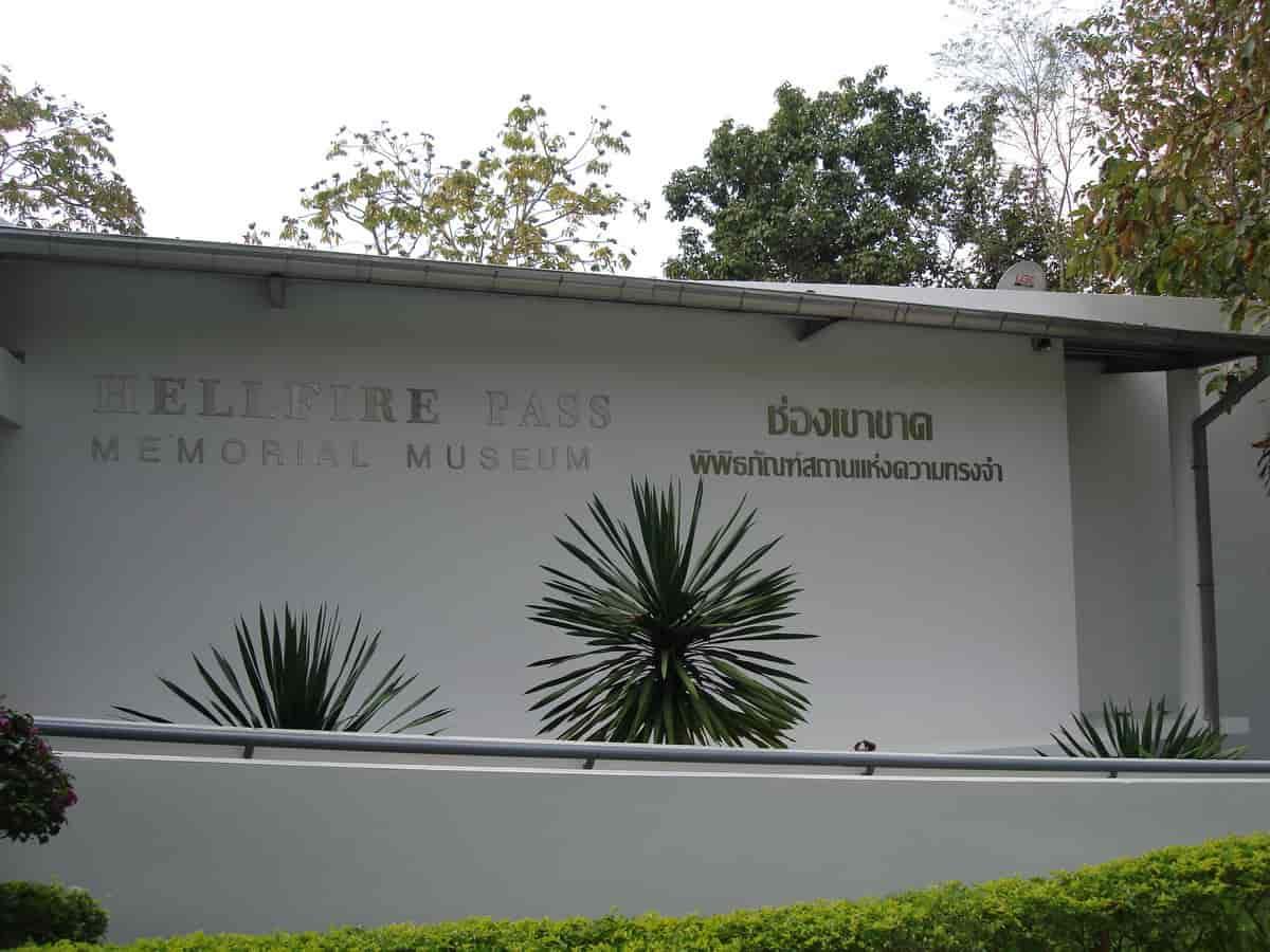 เที่ยวพิพิธภัณฑ์ช่องเขาขาด ได้ศึกษาหาความรู้แบบเต็มอิ่ม